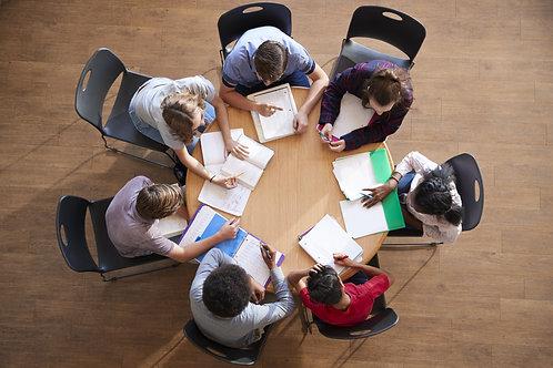 Lunch Break & Study Group