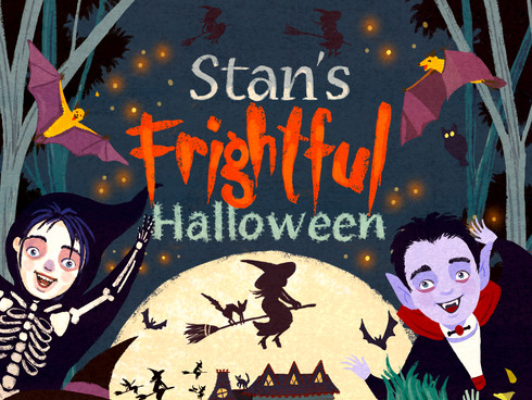 Stans Frightful Halloween Promotion Chan