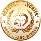 Reader's Favorite Gold Book Award_Digita