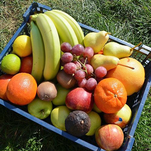 Ovoce - velká bedýnka
