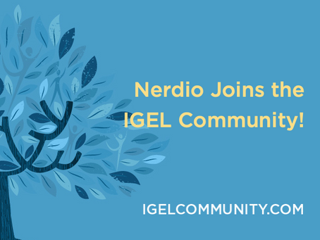 Nerdio Joins the IGEL Community!