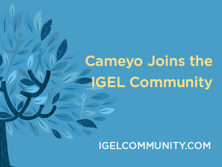 Cameyo Joins the IGEL Community!