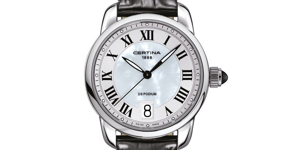 Certina DS Podium Mother Of Pearl Lady