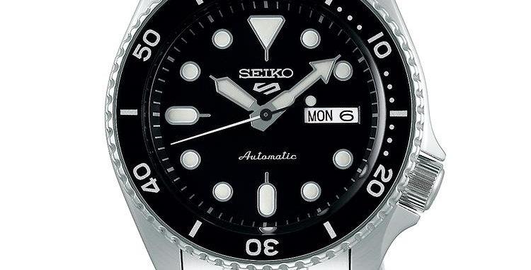 Seiko 5 Sports Automatic herenhorloge (SRPD55K1)