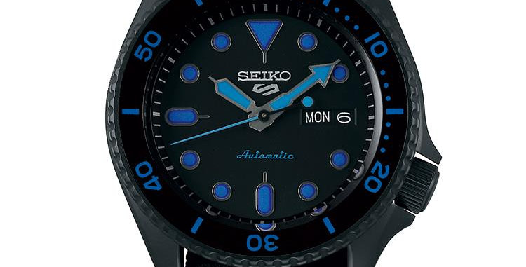 Seiko 5 Sports Automatic herenhorloge (SRPD81K1)