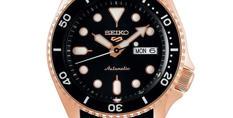 Seiko 5 Sports Automatic herenhorloge (SRPD76K1)