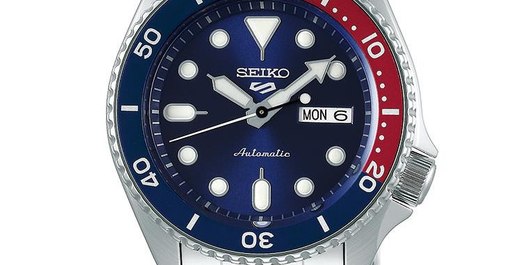 Seiko 5 Sports Automatic herenhorloge (SRPD53K1)