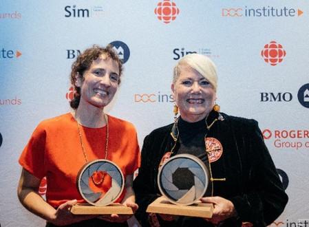 DOC Institute Vanguard Award