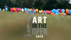 Art in the Open 2013