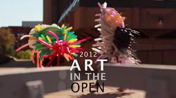 Art in the Open 2012