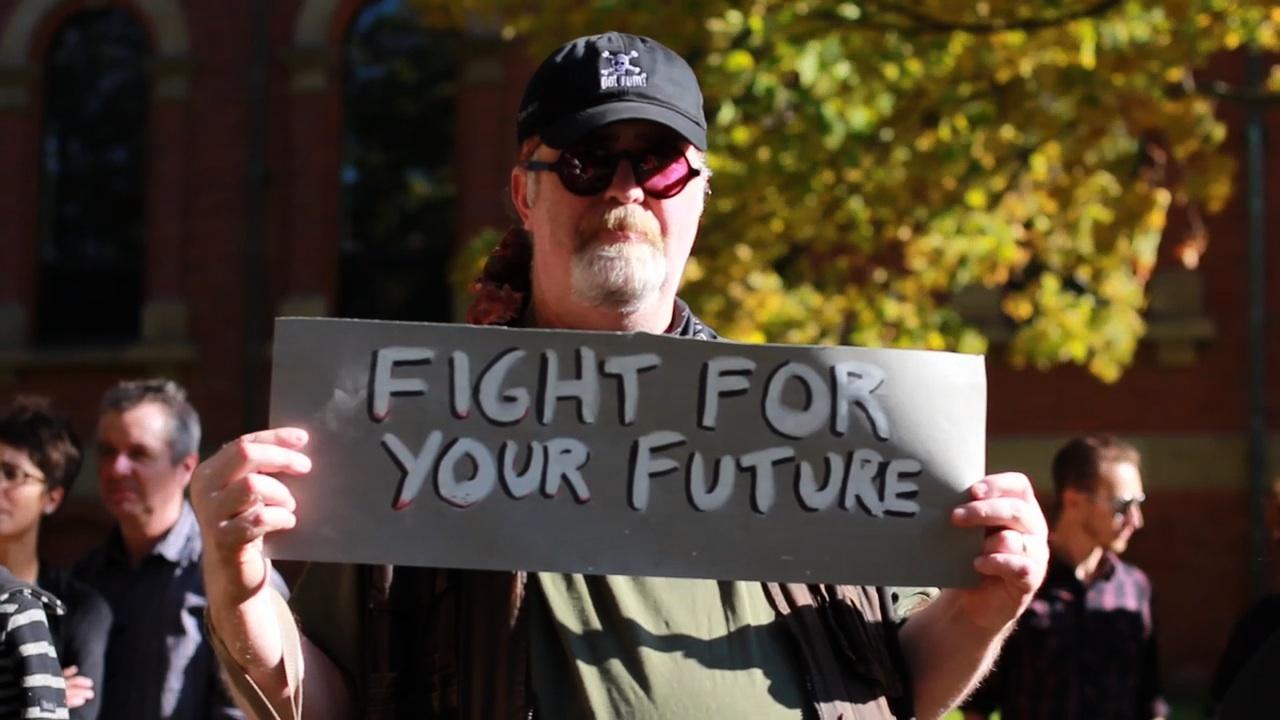 Occupy PEI
