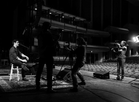 On the Road with Blue Rodeo