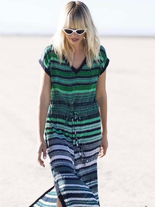 Oneseason Sami Dress Emerald
