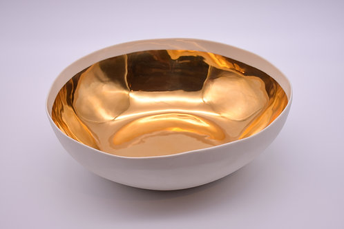 Golden Bowl Fullpainted 43 cm