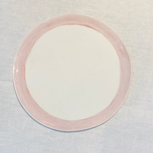 Bertozzi Light Pink Plate 20 cm