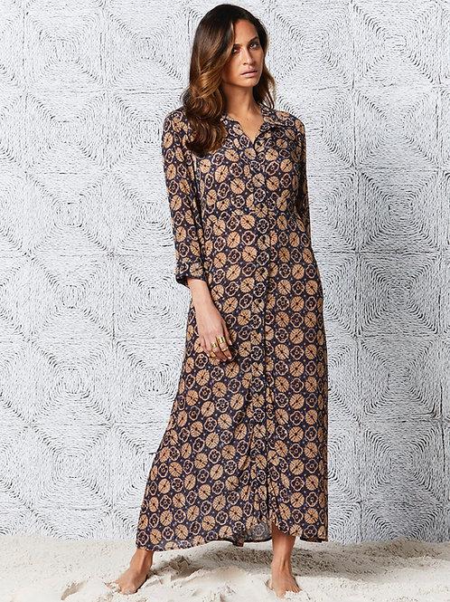 Oneseason Lisboa Violet Dress