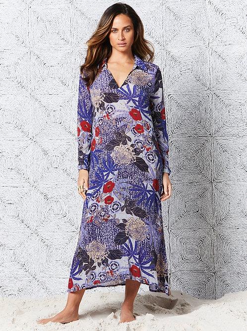 Oneseason Bora Bora Royal Iris Dress