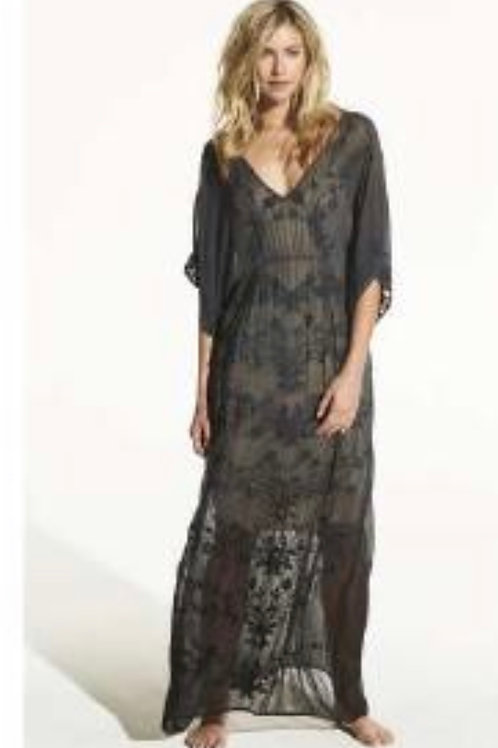 Oneseason Floaty Dress Black