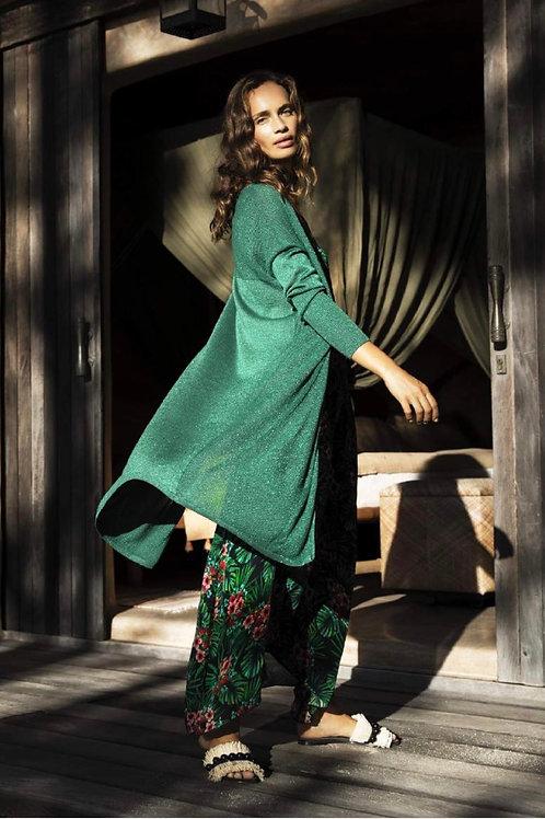 Oneseason Chloe Cardigan Emerald