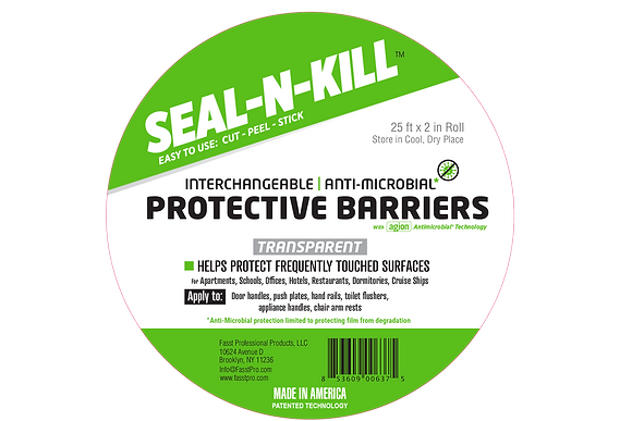 SEAL-N-KILL Roll - Multiple Widths
