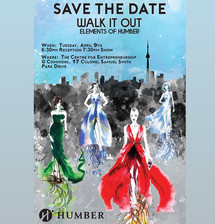 Element of Humber Fashion Show