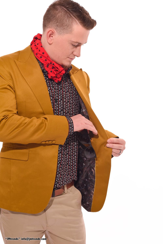 Blazer, Trouser, Shirt by JMtrends