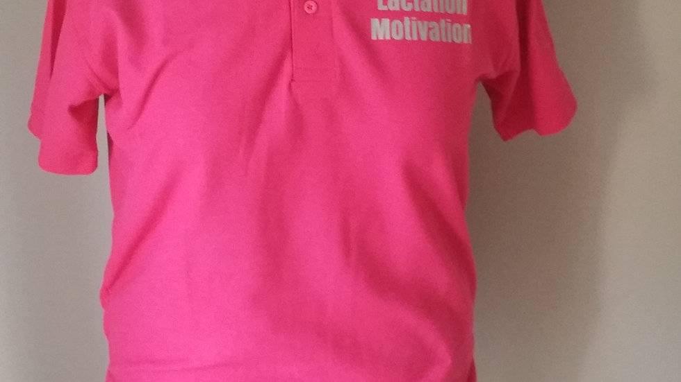 Lactation Motivation Volunteer T shirt