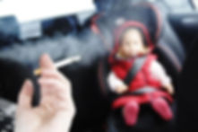 Exposure to secondhand smoke in childhood may contribute to the development of AERD (Samter's Triad).