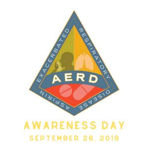AERD Awareness Day, Samter's Triad, Aspirin Exacerbated Respiratory Disease