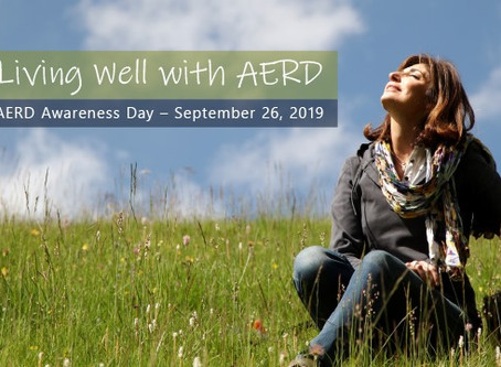 AERD Awareness Day 2019 - Ways to Get Involved