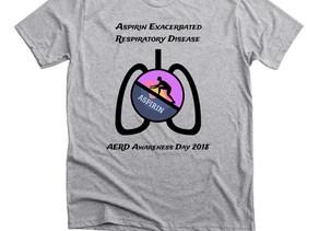 AERD Awareness Day T-shirt Fundraiser