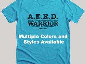 AERD Awareness Day 2020 - Fundraiser