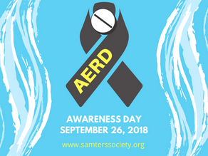 Save the Date: AERD Awareness Day 9-26-18