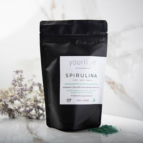 Organic Spirulina Beauty & Wellness Powder