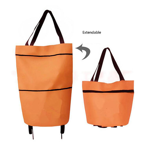 Extendable Shopping Trolley Bag