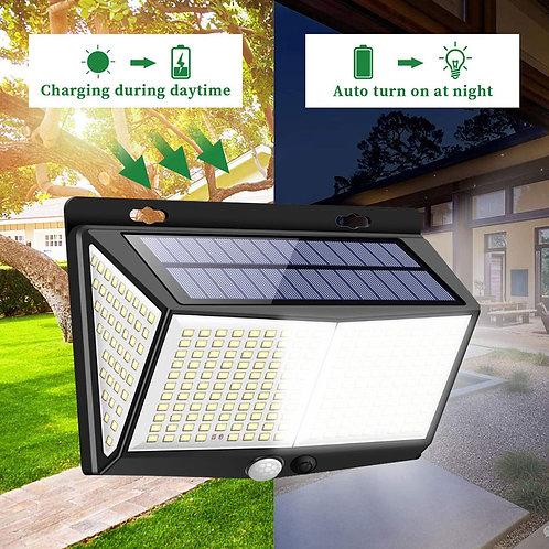 288 LED Solar IP65 Waterproof Motion Sensor Security Light