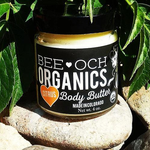 BEE-OCH Organic Body Butter