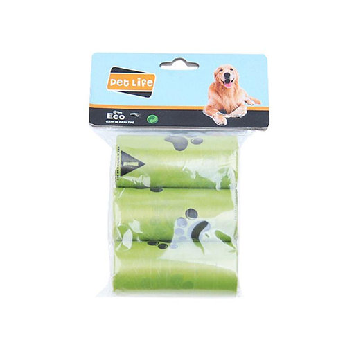 100% Compostable Earth Friendly Biodegradable Dog Poop Bags