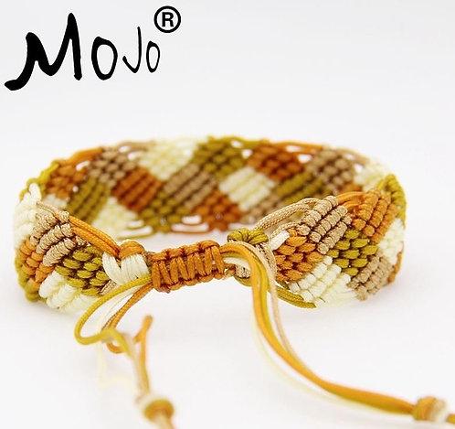 Mojo ECO-Friendly Hemp Jewelry Bohemian Style Bracelet