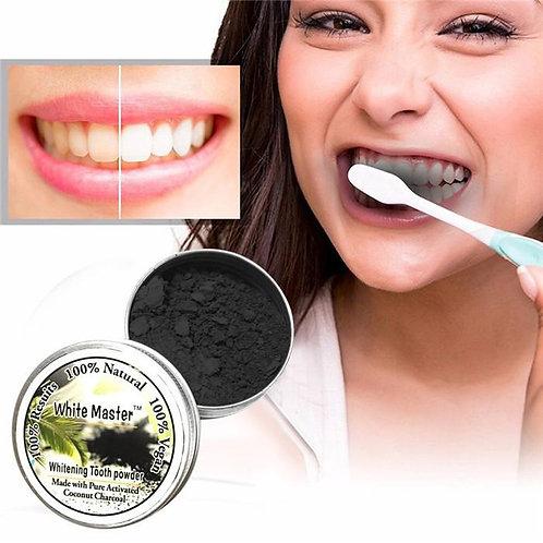 White Master 100% Natural Teeth Whitening Powder