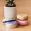 Thumbnail: Organic Mint Shampoo Bar + Travel Tin