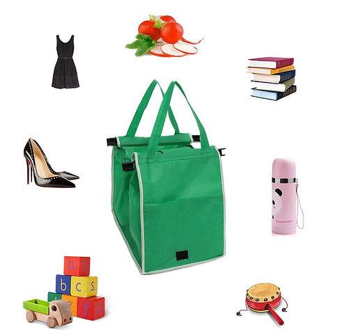 Clip-to-CartGrocery Shopping Bag