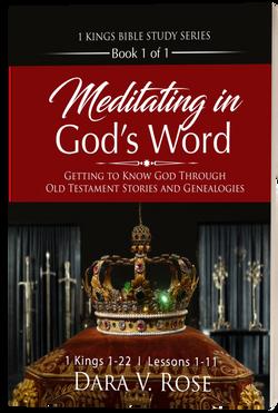 MGW Series 1 Kings Book 1 of 1