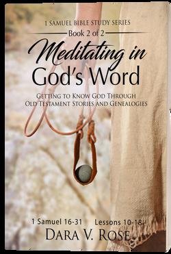 MGW Series 1 Samuel Book 2 of 2