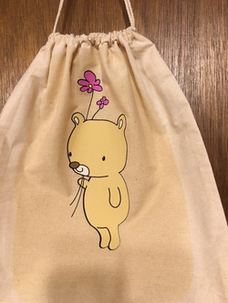 Kid's Tote (Back)