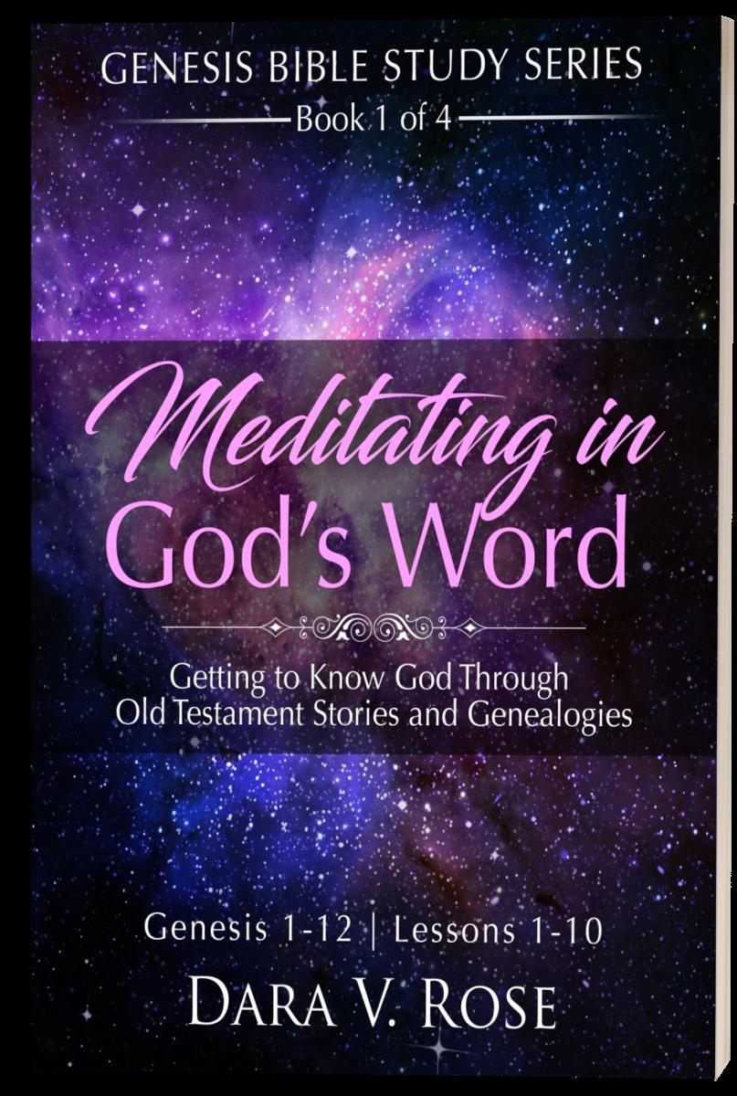 MGW Series Genesis Book 1 of 4