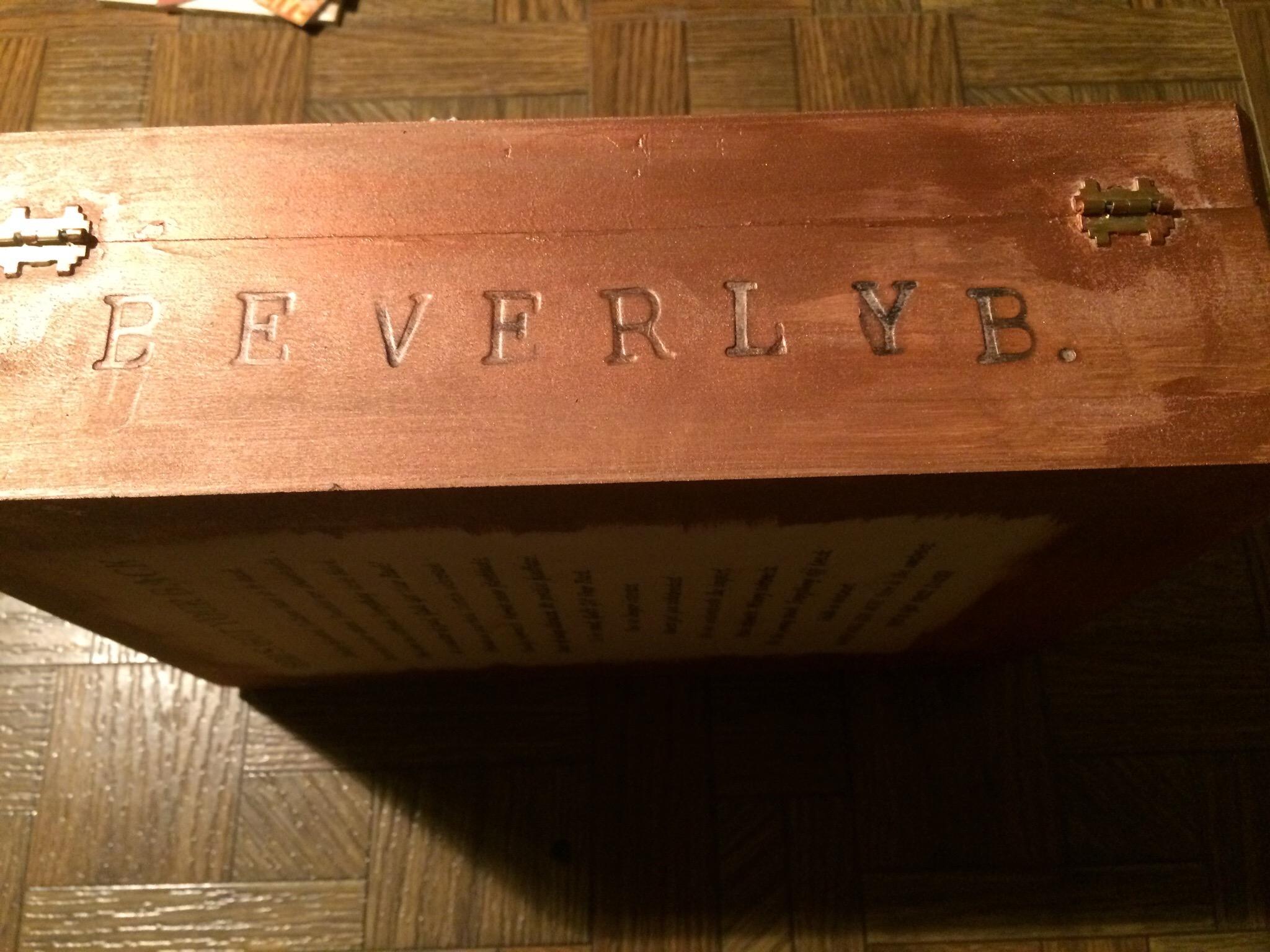 Life Box Spine