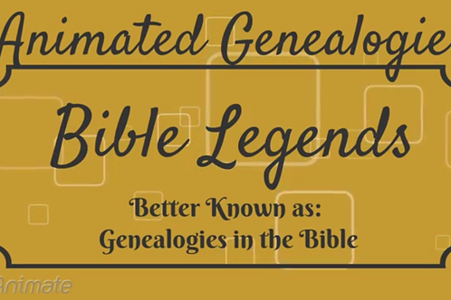 Animated Genealogies