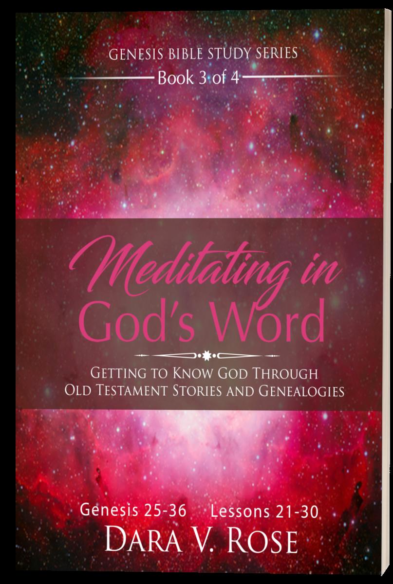 MGW Series Genesis Book 3 of 4