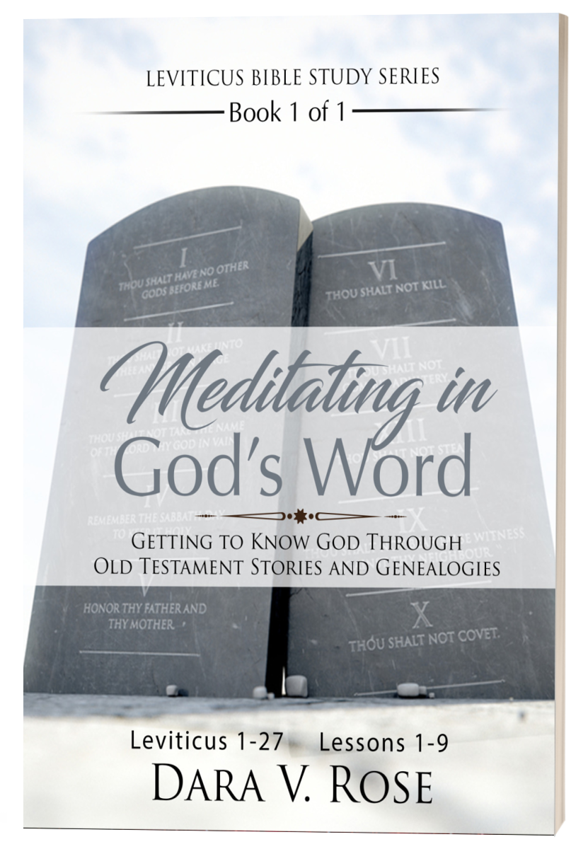 MGW Series Leviticus Book 1 of 1